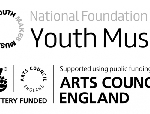 NEW FUNDING FROM YOUTH MUSIC