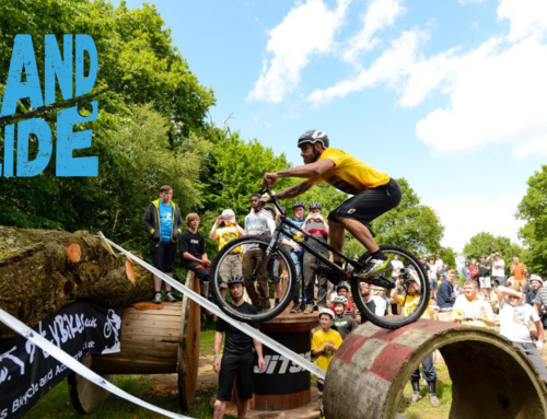 RADICAL BIKES HAVE TEAMED UP WITH LANDSLIDE FOR AN EVENT ON 1 SEPTEMBER